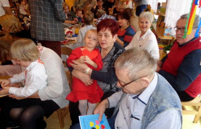 Dzień Babci i Dziadka – Gr. I