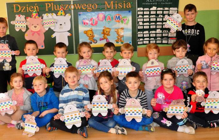Światowy Dzień Pluszowego Misia – Gr. V