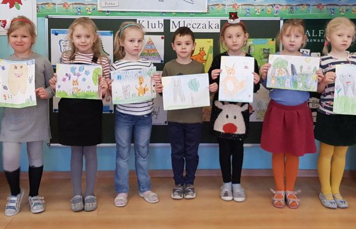 "Ogólnopolski Program edukacji zdrowotnej ""Klub Mleczaka"" – Gr. IV"