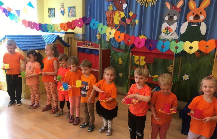 Dzień Dziecka tanecznie i sportowo – Gr. I
