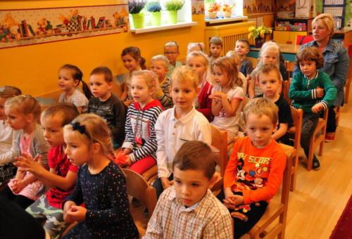 2019.09.25 Koncert Małe czerwone jabłuszko Gr. I - V 5