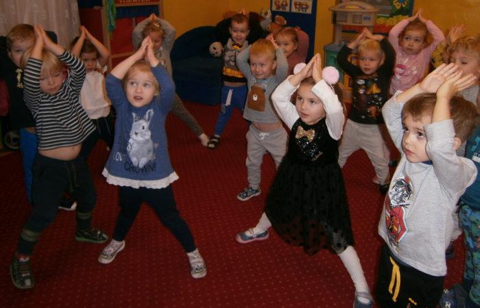 Zajęcia ruchowo-taneczne – Gr. I
