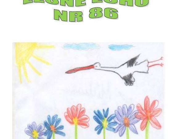 """Gazetka Przedszkolna """"Leśne Echo"""" – Wiosna 2020"""