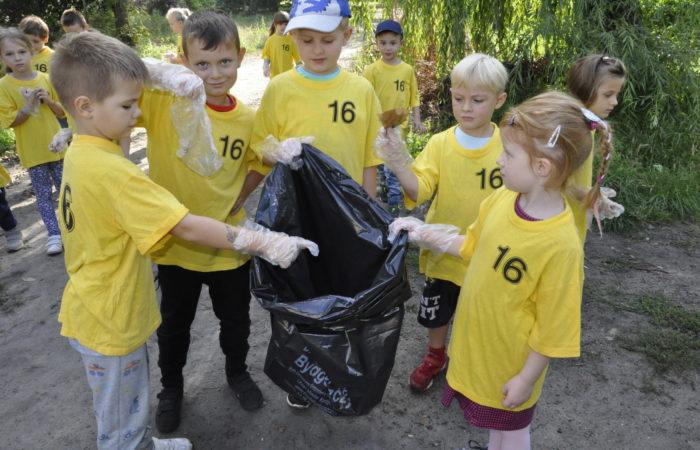 Sprzątanie Świata Gr. I-V