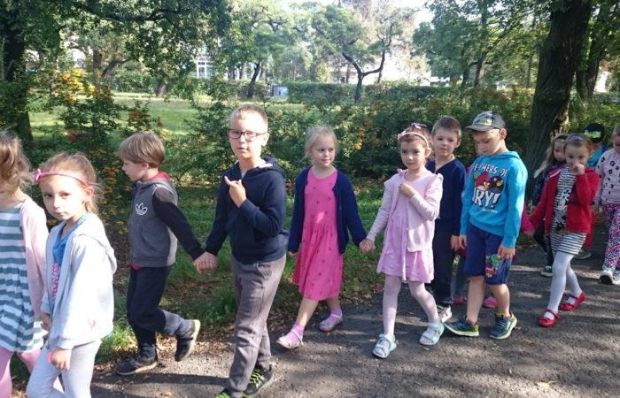 Bezpieczna droga do przedszkola – Gr. IV