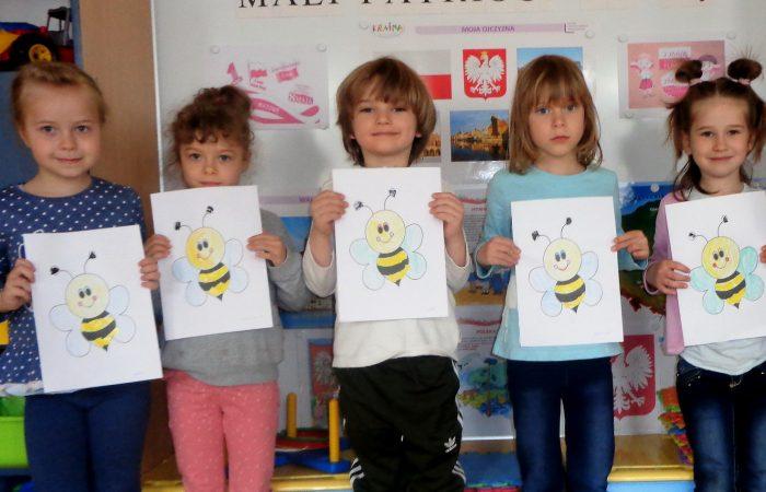 Bioróżnorodność, sposób na ratowanie pszczół – Gr. III