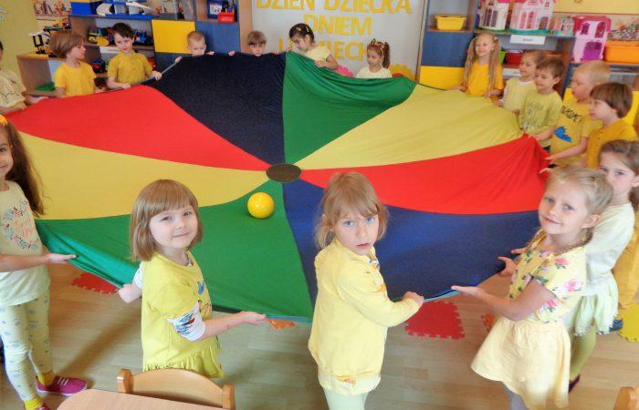 Dzień Dziecka na słonecznie – Gr. III