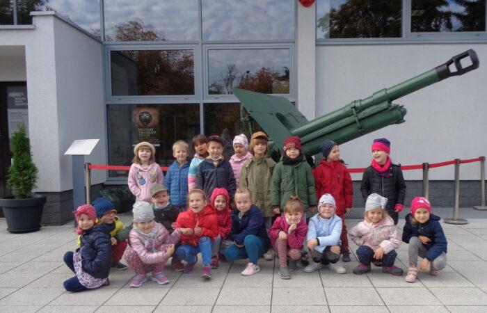 Wycieczka do Muzeum Wojsk Lądowych – Gr. IV
