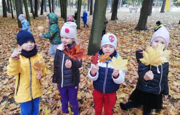 Jesienny spacer do Parku Harcerstwa Bydgoskiego – Gr. III