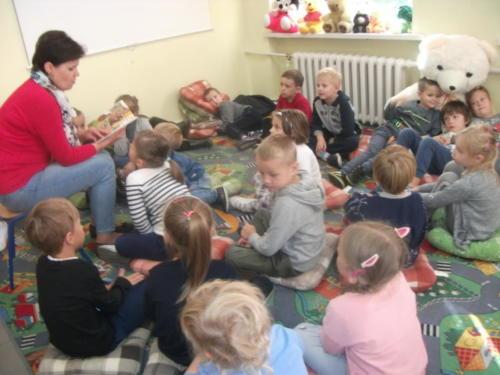 2019-09-17 Dziecięca Akademia Czytania Bajek - Gr4 4