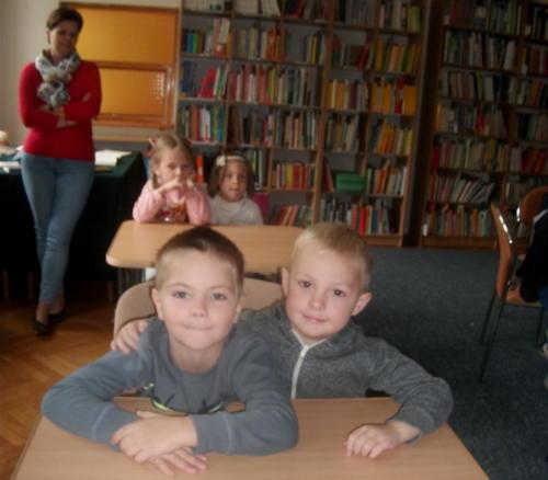 2019-09-17 Dziecięca Akademia Czytania Bajek - Gr4 14