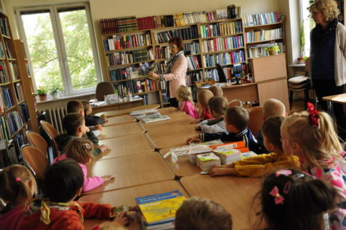 2019-09-19 2019.09.19 Zajęcia w Pedagogicznej Bibliotece Wojewódzkiej  - Gr5 11